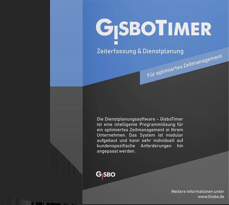 GisboTimer Box stehend klein