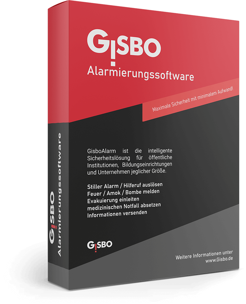 Gisbo-Alarm Box