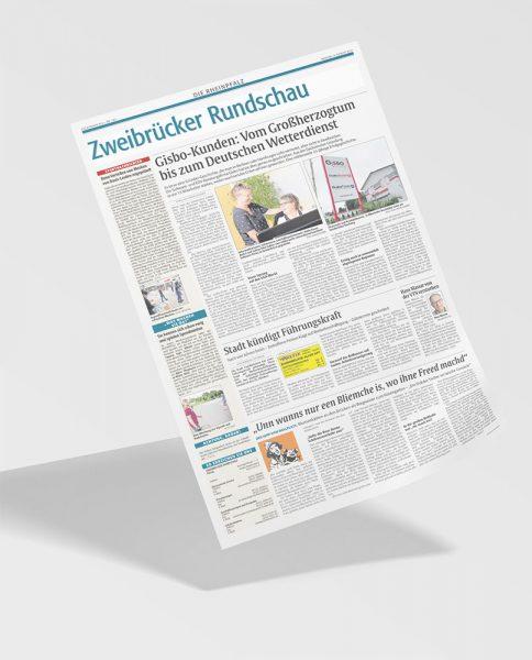Gisbo Zweibrücker Zeitung